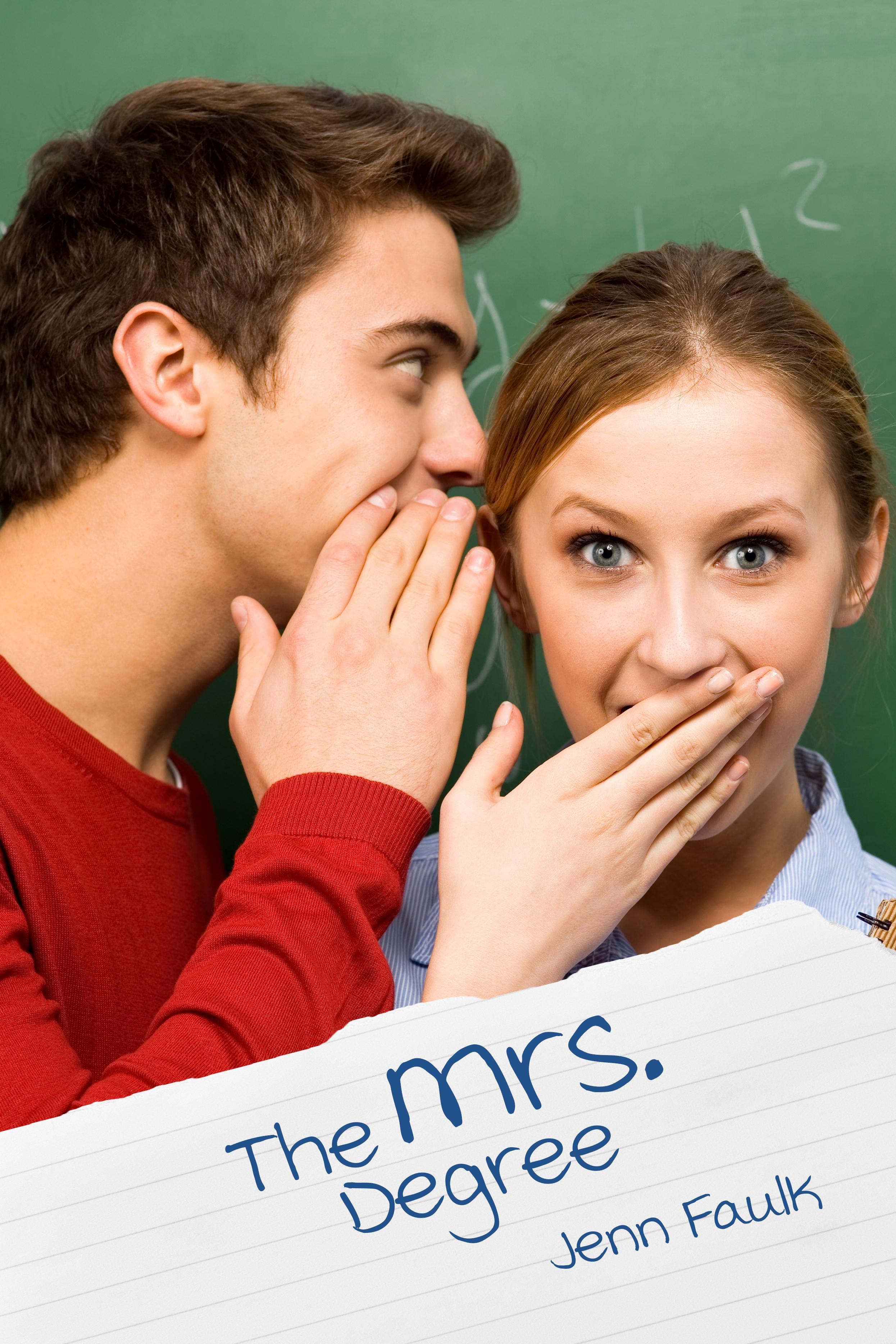11222462 - students sharing secrets